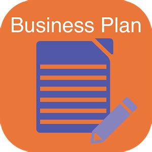 Business plan templates for pages
